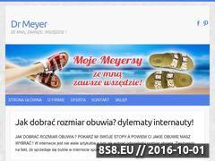 Miniaturka domeny www.drmeyer-shoes.com