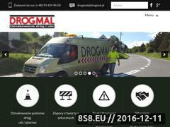 Miniaturka domeny www.drogmal.pl