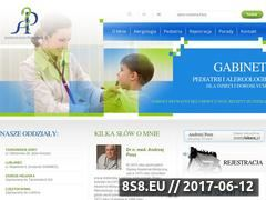 Miniaturka domeny www.drposz.pl