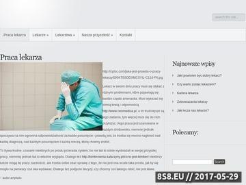 Zrzut strony Stomatolog Kraków balice