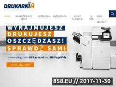 Miniaturka domeny drukarkia3.pl
