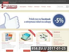 Miniaturka domeny www.drukarnia-majorczyk.pl