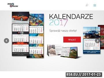 Zrzut strony Drukarnia Poznań