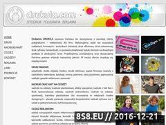 Miniaturka domeny www.drukula.com