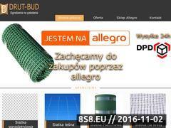 Miniaturka domeny drutbud.pl