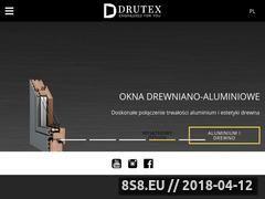 Miniaturka domeny drutex.pl