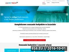 Miniaturka domeny drytech24.pl