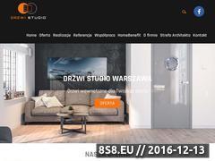 Miniaturka domeny www.drzwistudio.pl