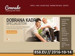 Miniaturka dsconrado.pl (Opieka nad ludźmi w podeszłym wieku)