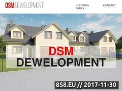 Miniaturka domeny dsm-dewelopment.pl