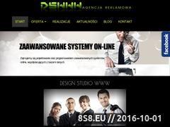 Miniaturka Tworzenie stron internetowych (www.dswww.pl)