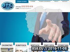 Miniaturka domeny www.dtsserwis.com.pl
