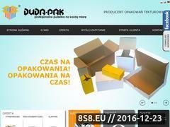 Miniaturka domeny dudapak.pl