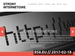 Miniaturka domeny www.dukatex-web.pl