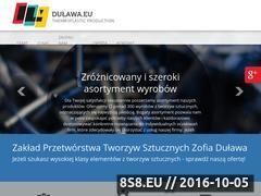 Miniaturka domeny www.dulawa.eu