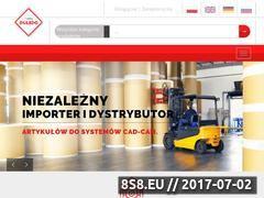 Miniaturka duledo.pl (Klej termotopliwy)