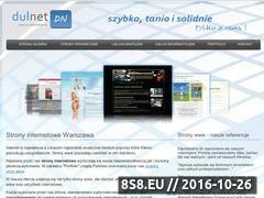Miniaturka domeny dulnet.pl