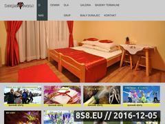 Miniaturka domeny www.dunajeckidworek.pl