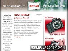 Miniaturka domeny www.dust-aid.pl