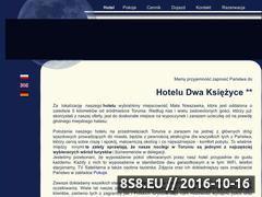 Miniaturka domeny www.dwaksiezyce.pl