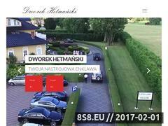 Miniaturka dworekhetmanski.pl (Konferencje Szczecin)