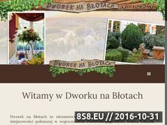 Miniaturka domeny dworeknablotach.pl