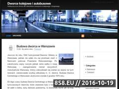 Miniaturka domeny www.dworzec.net.pl