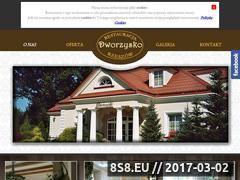 Miniaturka domeny www.dworzysko.com