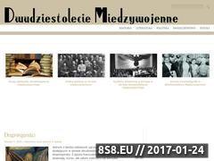 Miniaturka domeny dwudziestolecie.com