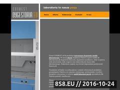 Miniaturka domeny www.dygestoria.eu