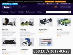 Miniaturka domeny www.dymo.com.pl