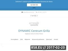 Miniaturka domeny www.dynamic24.pl