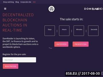 Zrzut strony Drukarnia online i agencja interaktywna