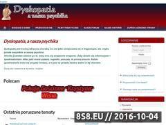 Miniaturka domeny dysko-patia.eu
