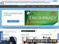 Miniaturka domeny dzdz.edu.pl