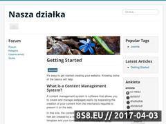 Miniaturka domeny dzialeczka.katowice.pl