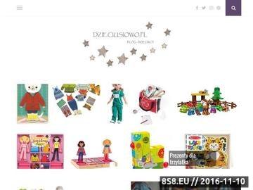 Zrzut strony Serwis dziecięcy i blog dziecięcy - DIY, moda i stylizacje dziecięce