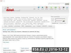 Miniaturka domeny www.dzien-e-mail.org