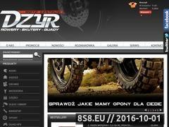 Miniaturka domeny dzyr.com.pl