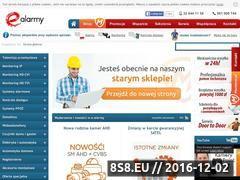 Miniaturka E-alarmy - monitoring IP (www.e-alarmy.pl)