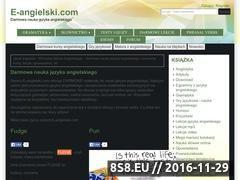 Miniaturka domeny www.e-angielski.com