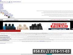 Miniaturka domeny www.e-autosklep.pl