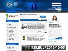 Miniaturka domeny www.e-b2b.org