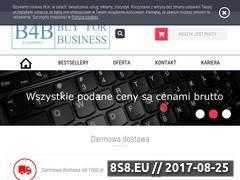 Miniaturka e-b4b.pl (Laptopy i notebooki biznesowe)