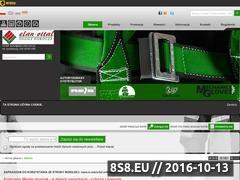 Miniaturka domeny www.e-bhp24.pl