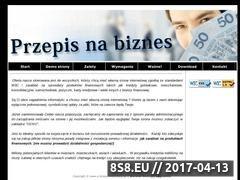 Miniaturka domeny e-biznes.rezerwujcie.pl