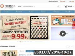 Miniaturka domeny e-book-online.nextore.pl