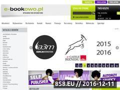 Miniaturka domeny www.e-bookowo.pl