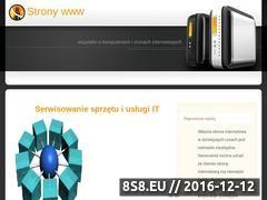 Miniaturka domeny e-clover.pl