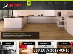Miniaturka domeny www.e-domax.pl